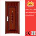 popular exterior hign calidad de hierro forjado puerta de fotos