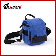 fashion Sling shoulder camera bag for canon sony nikon bag camera