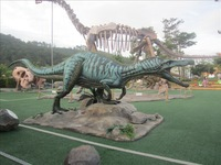 High quality life size animal sculpture