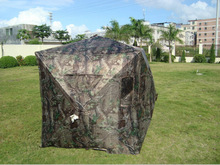Quality Camouflage watching bird/outdoor photography hunting tent