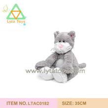 Promotion Plush Grey Cat