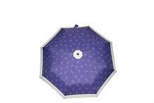 Promotion Foldable Umbrella 3 Foldaway Economy Strong Windproof Anchor Folding Umbrella