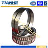 Stainless steel single row tapered roller bearing size chart