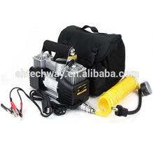 12v dc bike pump car tyre inflator air compressor
