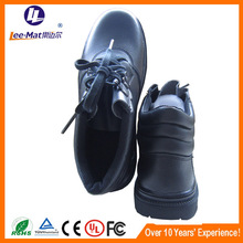 Lee-mat heated shoes for men,work boots made in china,electric heating element