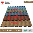 [Aluminum] Colorful stone coated metal roof tiles[roman type] metal roofing