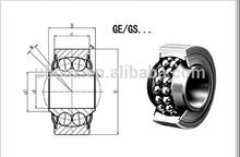 High speed centripetal ball joint spherical bearings GE/GS 30