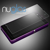 nuglas screen protector for Sony Xperia T3,Premium tempered glass screen guard
