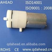 mini luft vakuumpumpe 24v membran 9v dc Busch pneumatische vakuumpumpe