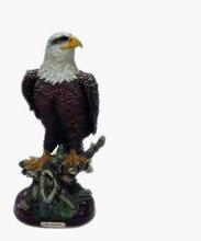Eagle Animals Resin Craftwork