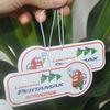 hangin paper flavour fragrance incense air fresheners car freshener