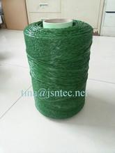Artificial grass yarn for football field