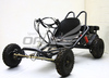 Powerful single seat air cooling go kart 168cc