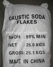 Competitive price caustic soda flake UN NO 1823