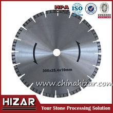 "Hot sale diamond 36"" circular saw blade for granite marble"
