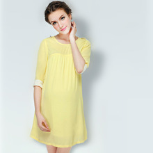 New designer woman dress maternity dress