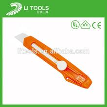 abs cortador de agarre de utilidad cuchillo