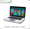 "DG-T14 hot selling14"" super commercial notebook windows 7/windows 8 2G/32GB 1366*768pix laptop"