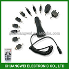 guangzhou factory supply qualified USB car charger with output 2.1A