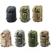 Wholesale nylon hiking digital tactical camouflage backpack bag