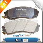 China wholesale disc brake pad