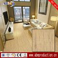 Skinny M6808 600 * 600 de madera de teca pisos de porcelana / Matt superficie GradeAAA fácil Cleaning Tile con precio de fábrica