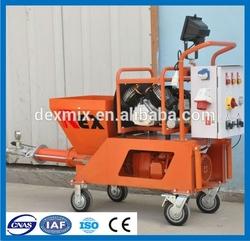 HOT Sale 220V, 380V, 415V N2 automatic wall cement plaster spraying machine