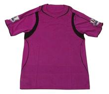 Wholesale o neck short sleeve sublimation soccer jersey for adult size