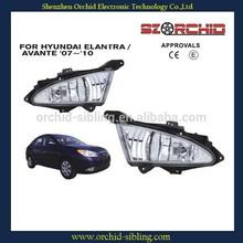 auto fog lights for hyundai elantra / avante 07~10