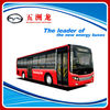 12m Automatic Transmission CNG City Bus Inner city bus