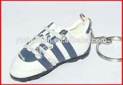 3D model mini running shoe keychain for sale