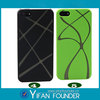 Glow in the dark cell phone case for Apple phone 5