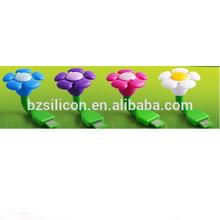 oem cartoon flower usb memory drive cheap high speed usb 2.0 special usb flash drive