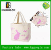 Animal shape canvas/cotton bag detail size you tube grocery shopping luggage