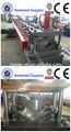 Dach firststein profiliermaschine/dachfirst cap making maschine made in china