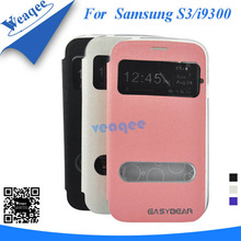 profession wallet leather cover for samsung galaxy s3 i9300