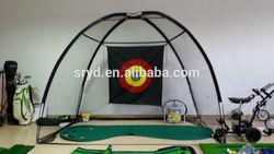 golf training aid &golf practice net