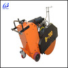 HXR-700 CE 250mm cutting depth walk behind concrete saw cutting machine