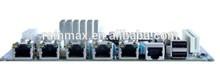 Industrial Motherboard D525 embedded Intel Atom