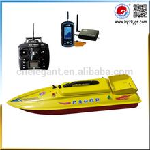 HYZ80A radio controlled wireless bait boat fish finder FC90