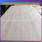 oak veneer plywood panel