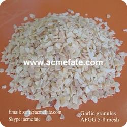 Garlic price KOSHER FDA 100% pure dried granulated garlic