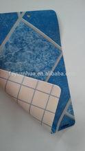 China PVC linoleum flooring 0.35mm-2.0mm