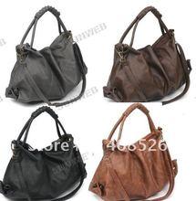 2013 Hot Sale New Korean Style Lady Hobo PU Leather Handbag Shoulder Bag 3877