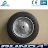 high quality polyurethane coated wheel 3.25-8