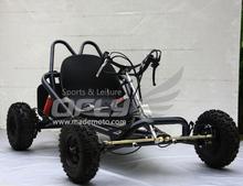 4 wheel 2seats children's toy go kart