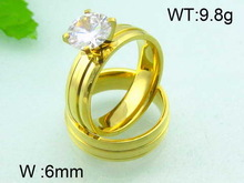 Charming gold plated ring turkish rings for men