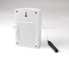 DIY design Remote control Digital Wireless Music Doorbell and Super long receiving distance
