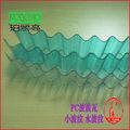 Melhor preço policarbonato plástico corrugado telhas para estufa