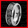 Fashion Jewelry Mens Tungsten Ring